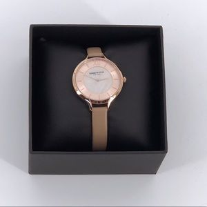 Kenneth Cole Women's Mother of Pearl Watch NWT